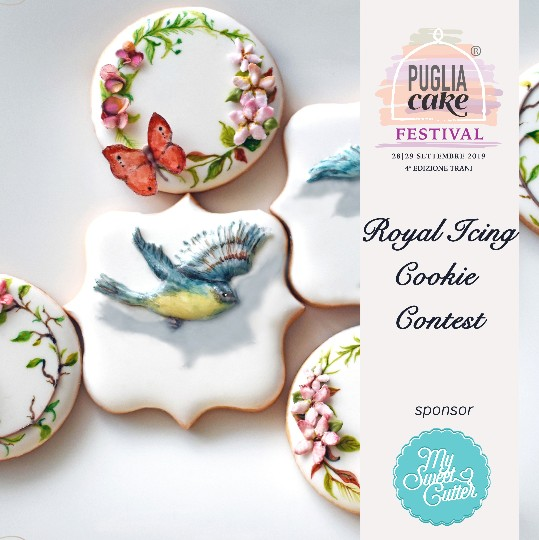 ROYAL ICING COOKIE CONTEST